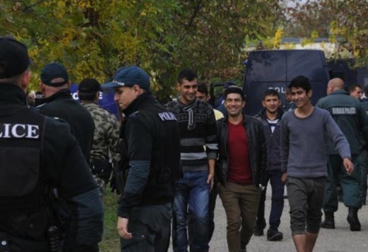 ДАБ с официална позиция за заразата в бежанския център в Харманли!