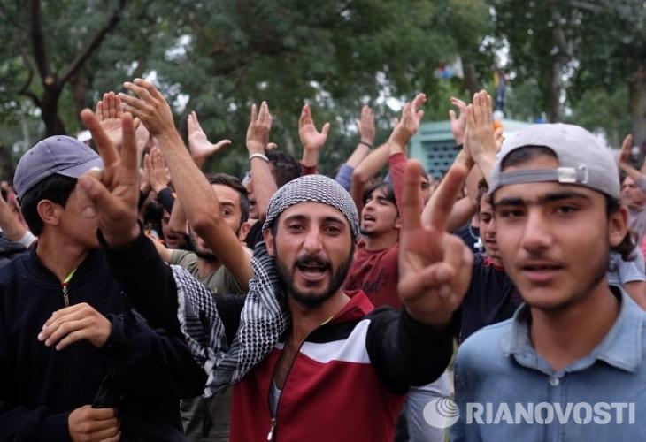 """""""Ди Велт"""" ни попари: Германия ще връща бежанци в България"""