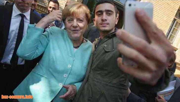 Обрат! Меркел с тежки думи за бежанците