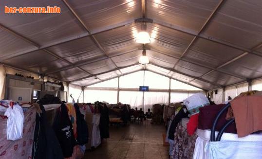 Имигранти взеха заложници в Италия, подпалиха приемен център