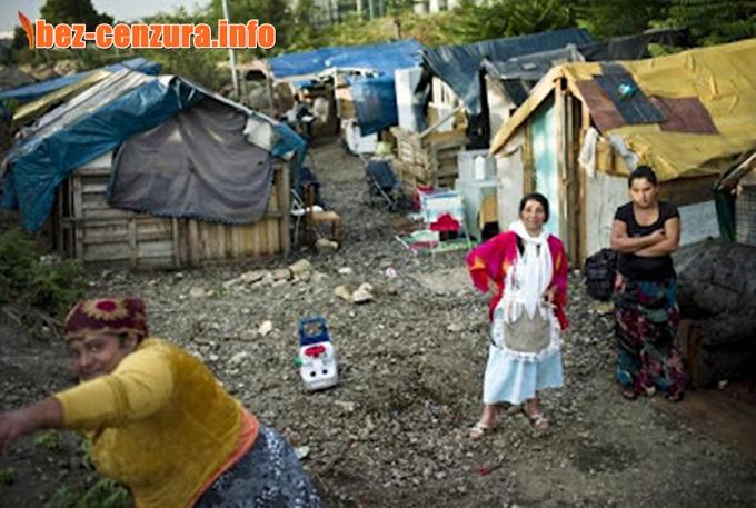 Балканската инвазия на ромите