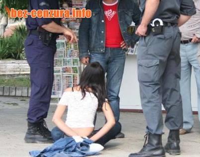 Спипаха внучката на Цар Киро да краде луканки от супермаркет в Пловдив