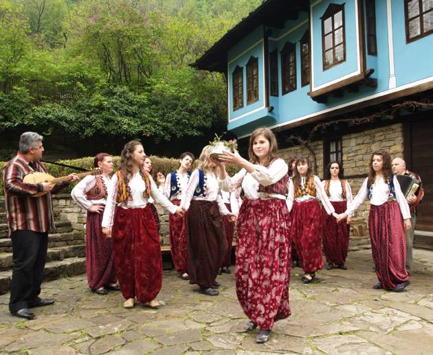 България: Гергьовден или Хъдрелез