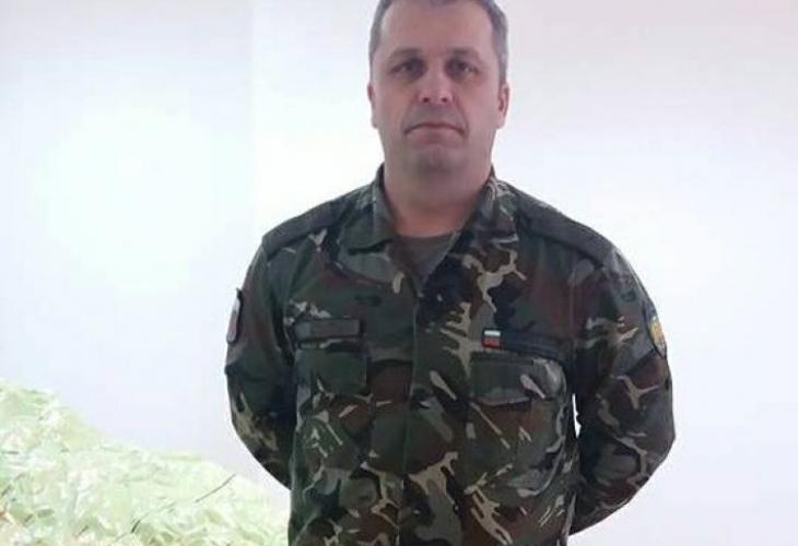 Страшна трагедия със зам.-командира на под 24 600-Благоевград подп. Пламен Пацов