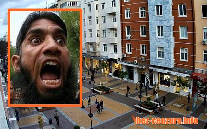 Мигрантите в София се озъбиха: Искат апартаменти и по 1000 лева