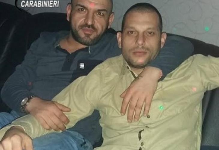 Българите, сгащени в Неапол като част от банда за убийства, се оказаха авери на кървавата Красимира