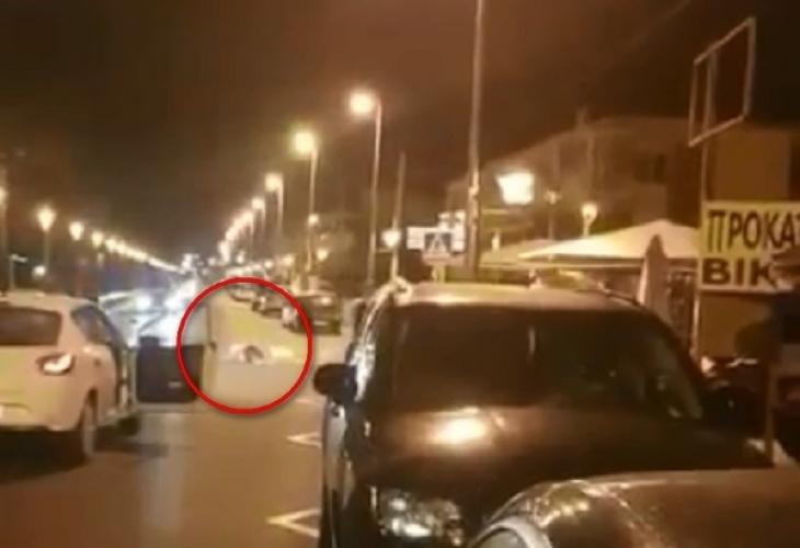 Ексклузивно ВИДЕО (18+) показва как застреляха терористите, готвещи втори кървав атентат в Испания