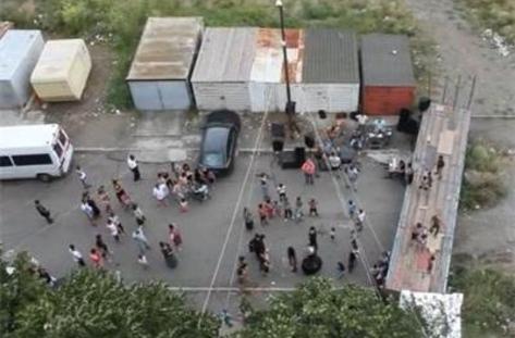 Скинари сформират граждански отряди !