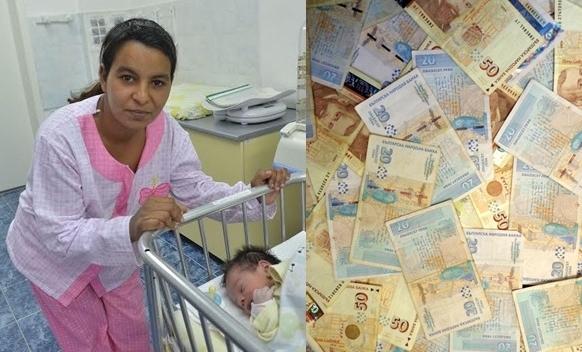 Вижте колко пари получава една циганска майка !