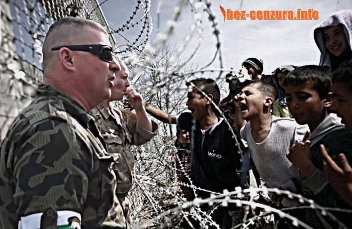 Последни снимки от границата ни!