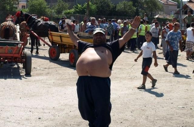 Ромският живот - болен, кален и кратък