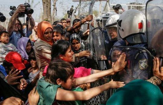 Австрия затваря ЕС за мигранти