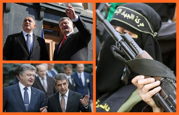 Украйна! Маршът на ИДИЛ