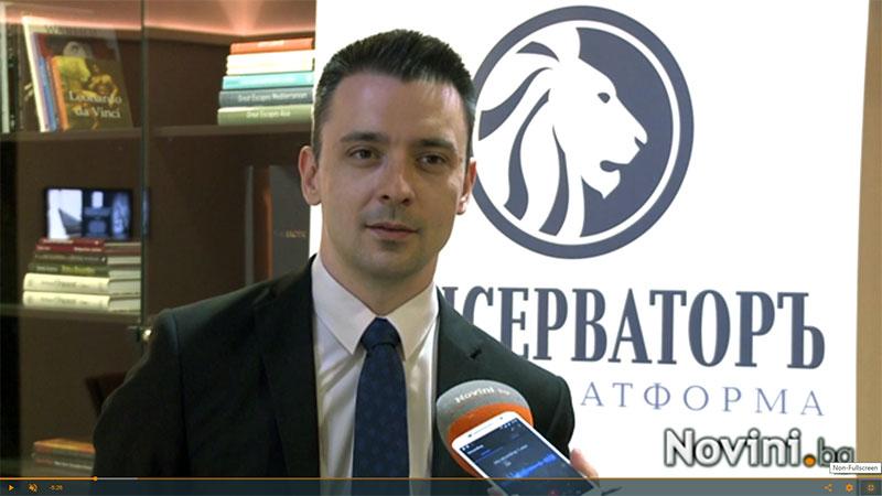Кристиян Шкварек: Категорично ще работя за еманципацията на България вътре в ЕС