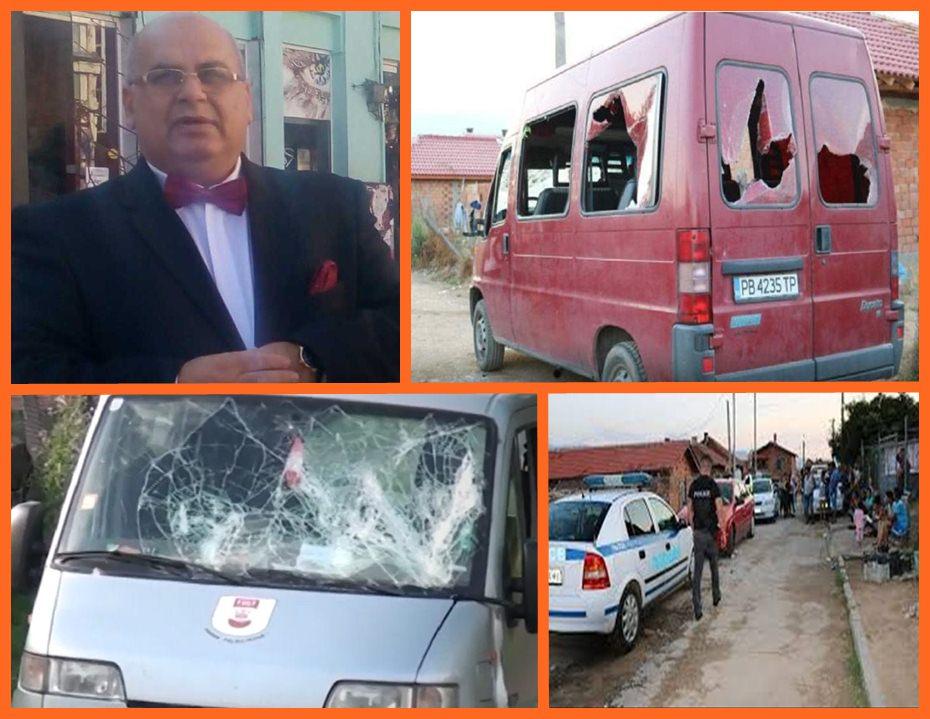 Какво става в нашите ромски квартали - кръв се лее, фамилии, стрелби, жандармерия?