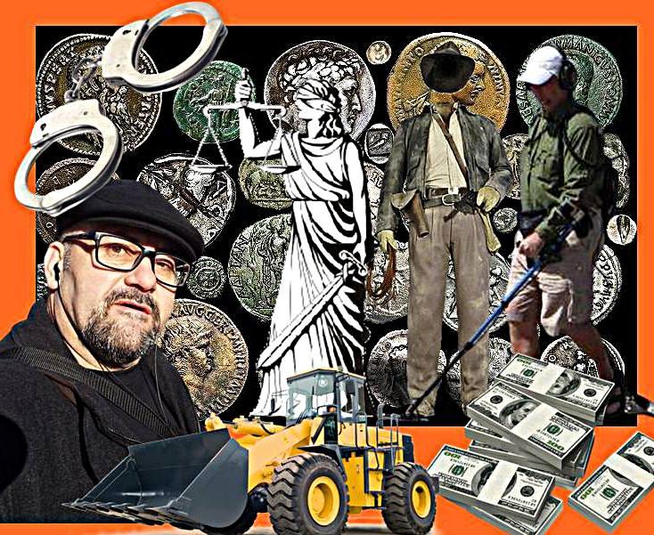 Стефан Пройнов пита: Кой ограбва повече историята ни - иманярите или археолозите?
